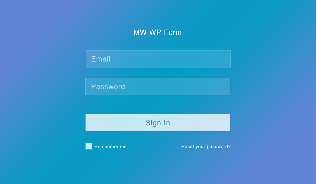WordPressのプラグイン『MW WP Form』の痒いところに手が届くTIPS集